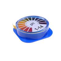 Bandelettes De Test De Ph Litmus Testpaper Gamme Complète 1-14Ph Acide Alca FE