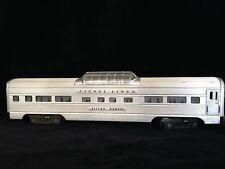 Lionel Lines 1952 Silver Range Vista Dome #2532