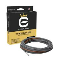 Cortland Competition Level Sink Fly Line