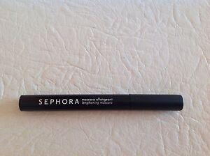 Sephora Lengthening mascara shimmering brown 8ml