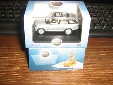 OXFORD DIE-CAST - RANGE ROVER VOGUE in INDUS SILVER  - 00 /1:76