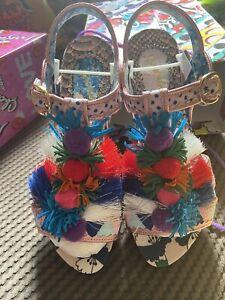 Irregular Choice Sandals Size 40