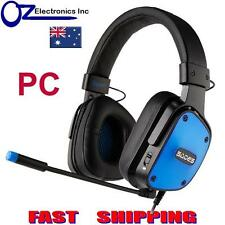SADES DPOWER PC Laptop Gaming Headset Mic Chat BRAND NEW Genuine Melbourne