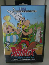 Astérix and the Great Rescue (sega mega drive) PAL Neuf dans sa boîte/module/Guide #26