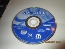 Chrysler Navigation DVD   033AB    100% Guaranteed   Excellent Condition