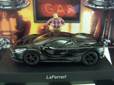 KYOSHO FERRARI LAFERRARI [BLACK] FERRARI MINICAR COLLECTION 12 SCALE 1:64
