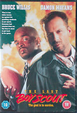 DVD • L'Ultimo dei Boyscout BRUCE WILLIS DAMON WAYANS AUDIO ITALIANO