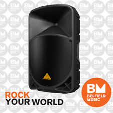 Behringer EUROLIVE B115W Active PA Speaker 2-Way 15'' Inch w/ Bluetooth Wireless