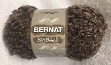 Bernat Soft Bouc 00004000 Le yarn Misty Shades Acrylic/Polyester Browns 5oz 255yd Bulky