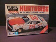 Unbuilt MPC #56 Hurtubise NASCAR Chevelle Model Kit, Near Mint Sealed Inside!