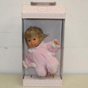 Gotz Carlos 146-14 Vinyl Baby Girl w/ Box