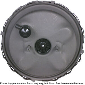 Power Brake Booster-Vacuum Cardone 54-71099 Reman