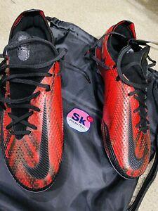 Nike Phantom GT Elite SE FG Skepta Soccer Cleats CK8442-600 University Red 8.5