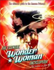 The Essential Wonder Woman Encyclopedia: The Ultimate Guide to the Amazon Princ