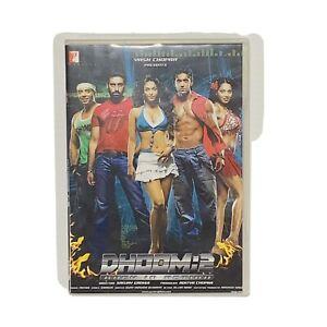 Dhoom:2 Back in Action DVD (Region Free, 2007) Hrithik Roshan
