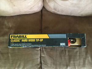 Frabill 1664 Classic Tip-Up Wooden Boxed