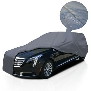 [PSD] Supreme Car Cover for Cadillac Lincoln Funeral Hearse Up to 22 Feet Long