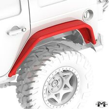 "07-17 Jeep JK Wrangler Steel Fenders, Rear, ""Overlands"" by Metalcloak"