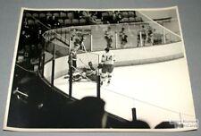 AHL 1967 Quebec Aces Action Shot Photo