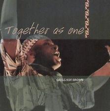 GREGG KOFI BROWN - Together Como One - Sólo Surco