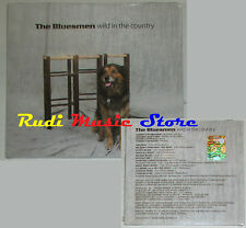 CD THE BLUESMEN Wild in the country SIGILLATO ROBERTO FORMIGNANI (Xi3)lp dvd vhs