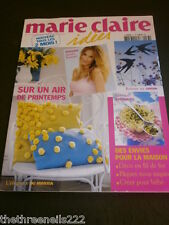 FRENCH MARIE CLAIRE IDEES - THE GARDEN - MARCH 2010
