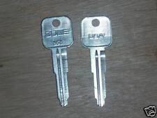 Chevy Spectrum Isuzu I Mark Key Blank (1) Cole B53 X143