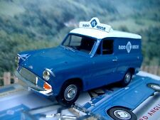 "1/43 Vanguards Ford anglia van ""Radio rescue"""