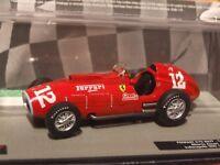 1952 F1 Ascari  FERRARI 375 INDY 1:43 Scale
