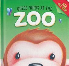 USED (VG) Guess Who's At the Zoo (Guess Who's Books) by Sarah Mumme