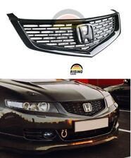 Front grill for Honda Accord 7 Acura TSX 06-08 Type-S CL7 radiator sport grille