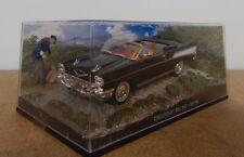 James Bond Car Collection- Chevrolet Bel Air Dr No 1:43rd scale