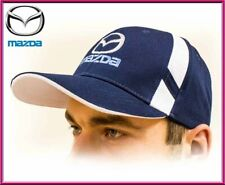 Mazda unisex Baseball Cap Hat. 100% cotton. Dark blue color. Adjustable size!!!