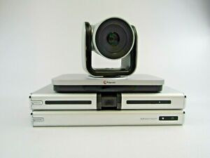 Polycom RealPresence Group 500 Video Conferencing System w/ EagleEye Camera