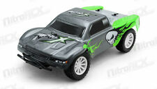 Exceed RC MicroX 1/28 Micro Scale Truggy RTR 2.4ghz Remote Control Car (Green)