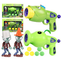 2020 New PVZ Plants Vs Zombies Peashooter Pvc Action Figure Model Toy Gifts Toys