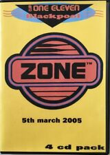 Zone @ Club One-Eleven Blackpool - March 5th 2005 - Scouse House, Donk, Bounce