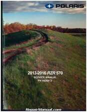 2013-2016 Polaris RZR 570 Side by Side Service Manual : 9926813