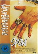 DVD - Spun - Jason Schwartzman, Mickey Rourke / #14515