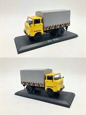 camion ifa w50l 1/43 edition atlas neuf emballage d'origine réf 101