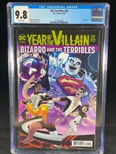 The Terrifics #22 CGC 9.8 2020 DC SOLD OUT Batman Superman Acetate Cover A211