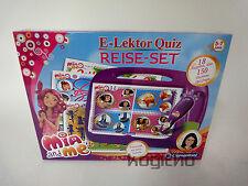 Clementoni E-Lektor Quiz Lernspiel Kinderspiel Mia and Me Lernen Wissen 69181