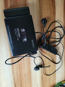 Black Sony Walkman WM-EX999 - works great!  Dual head model!