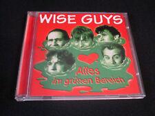 Album CD WISE GUYS Alles im grünen Bereich mit Julia, Alles Banane, Schwachkopf
