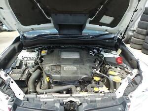 SUBARU FORESTER ENGINE DIESEL, 2.0, EE20, TURBO, TWIN EGR (EE20ZV), SJ, 11/14-08