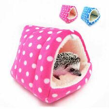 Small Animal Bed Rat Guinea Hammock Warm Hedgehog Hamster Nest Squirrel 7x8cm