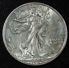 1934 D Walking Liberty Silver Half Dollar ☆☆ UnCirculated ☆☆ 555