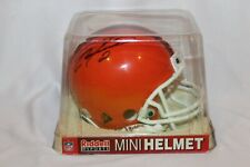 TIM COUCH Signed Cleveland Browns Mini Helmet - GUARANTEED AUTHENTIC