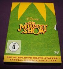 DIE MUPPET SHOW Staffel 1 DVD Disney TV-Serie TOP!!!