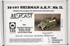 Resicast 35-107  | Sherman A.R.V. Mk II. _Resin | 1:35 -NEU-